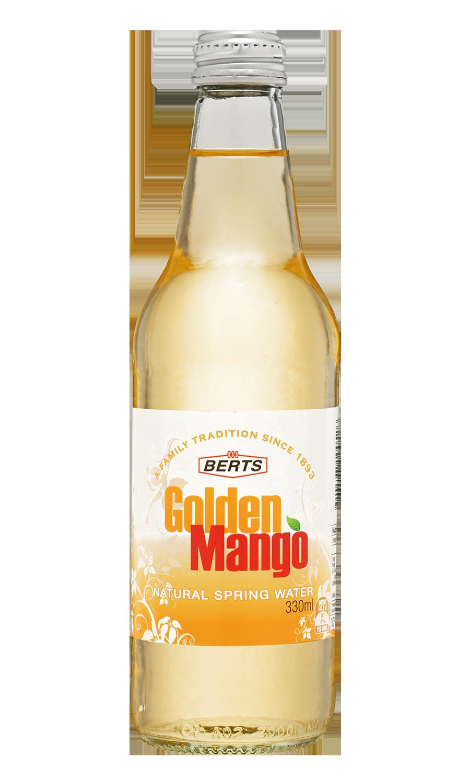 Golden Mango Mineral Water
