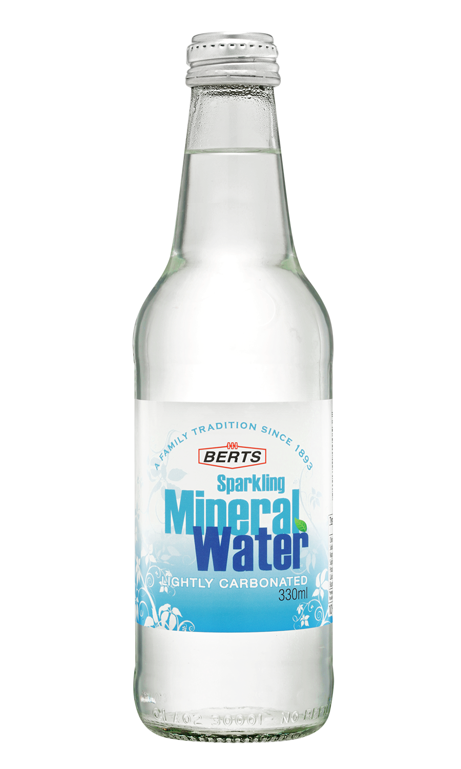 Lightly Sparkling Mineral Water