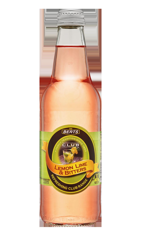 Lemon Lime and Bitters
