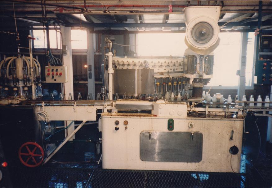 Berts Production Machinery 1980's